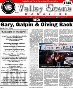 Gary, Galpin & Giving back