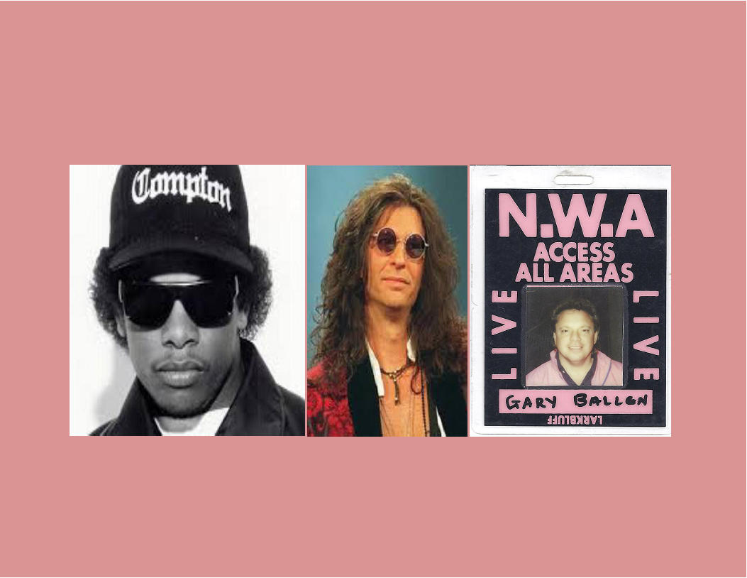 GB, Eazy E & Howard Stern