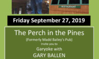 The Perch Flyer