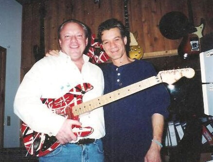 Eddie Van Halen & The Killer Bee's